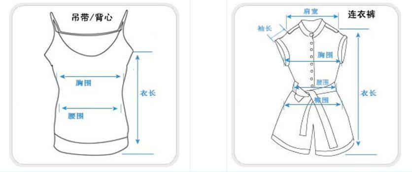 尺寸测量方法--昆明服装厂