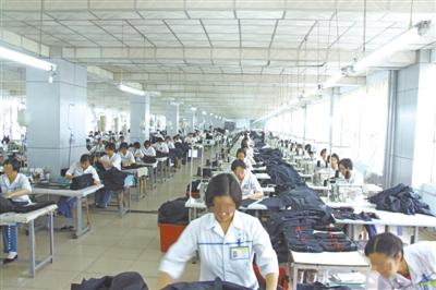 昆明服装加工厂